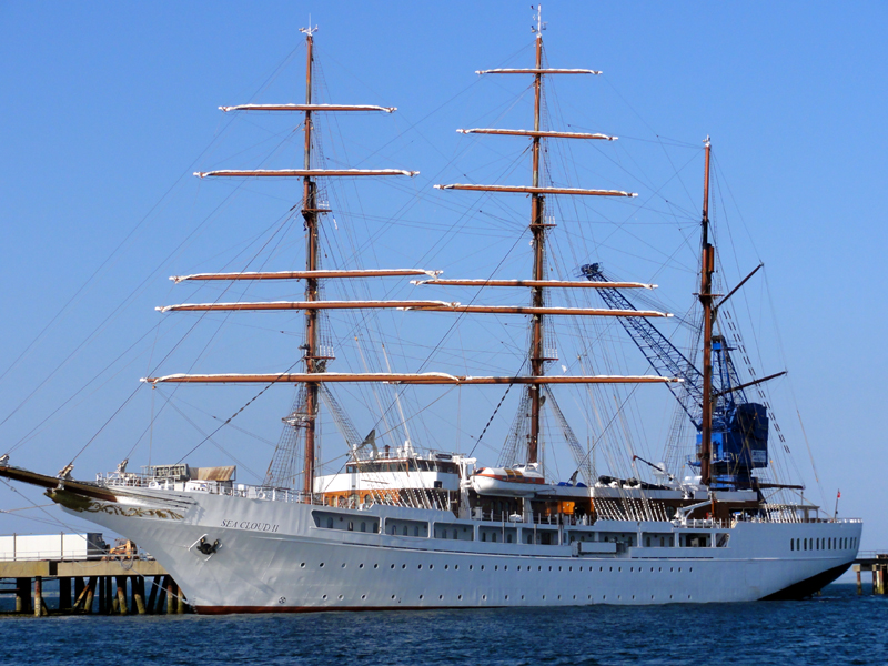 Sea Cloud 11