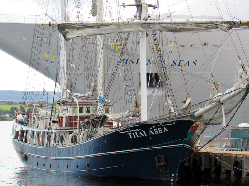 Thalassa & Vision of the Seas