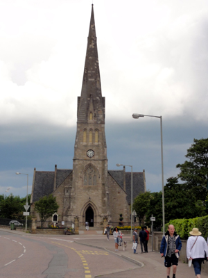 Invergordon Church of Scotland